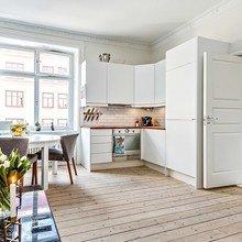 Фото из портфолио  Vikingagatan 3, Vasastan - Birkastan, Stockholm – фотографии дизайна интерьеров на INMYROOM