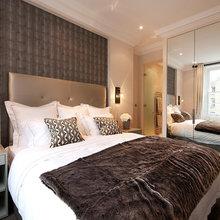 Фотография: Спальня в стиле Современный, Квартира, Дома и квартиры, Лондон – фото на InMyRoom.ru