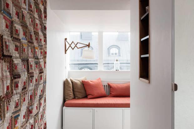 Фотография: Мебель и свет в стиле Скандинавский, Современный, Декор интерьера, Квартира, Белый, Бежевый, 3 комнаты, Более 90 метров – фото на INMYROOM