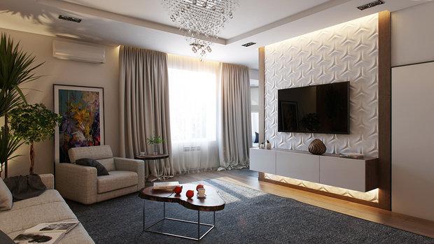 Фотография:  в стиле , Гостиная, Декор интерьера, Советы – фото на InMyRoom.ru