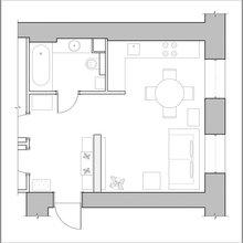Фотография: Планировки в стиле , Декор интерьера, Квартира, Декор дома – фото на InMyRoom.ru