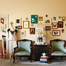 Фотография: Мебель и свет в стиле Кантри, Декор интерьера, Дом, Дома и квартиры, Винтаж – фото на InMyRoom.ru