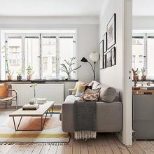 Фото из портфолио Celsiusgatan 4, Stockholm – фотографии дизайна интерьеров на InMyRoom.ru