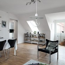 Фото из портфолио Lasarettsgatan 6, Kungshöjd – фотографии дизайна интерьеров на InMyRoom.ru