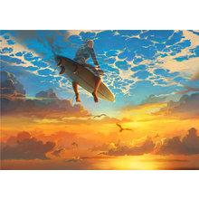 Принт «Beautiful World» by Артём [RHADS] Чебоха