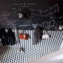 Фотография: Прихожая в стиле Лофт, Скандинавский, Кухня и столовая, Декор интерьера, Дом, Мебель и свет, Дома и квартиры, Лондон, Плитка – фото на InMyRoom.ru