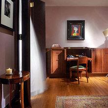 Фотография: Офис в стиле Кантри, Классический, Современный, Дома и квартиры, Интерьеры звезд, Ар-деко – фото на InMyRoom.ru
