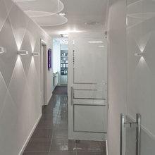Фото из портфолио Дизайн интерьера стоматологической клиники – фотографии дизайна интерьеров на InMyRoom.ru