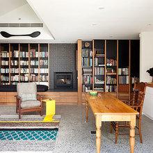 Фото из портфолио Архитектурные метаморфозы : превращение склада в комфортное жильё – фотографии дизайна интерьеров на INMYROOM