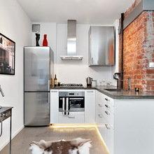 Фото из портфолио Двухкомнатная в Швеции – фотографии дизайна интерьеров на InMyRoom.ru