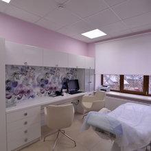 Фото из портфолио Клиник Парк – фотографии дизайна интерьеров на InMyRoom.ru