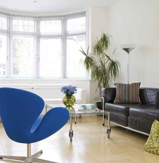 Фотография: Гостиная в стиле Минимализм, Декор интерьера, Малогабаритная квартира, Квартира, Дома и квартиры – фото на InMyRoom.ru