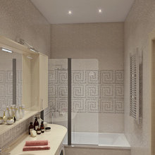 Фото из портфолио Небольшая квартира , для семьи из 4 человек. – фотографии дизайна интерьеров на InMyRoom.ru