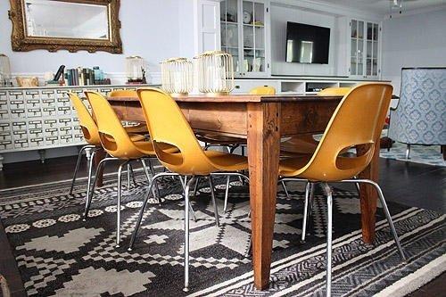 Фотография: Кухня и столовая в стиле Эклектика, Классический, Современный, Переделка – фото на InMyRoom.ru