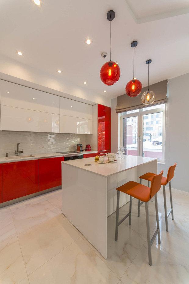 Фотография: Кухня и столовая в стиле Современный, Декор интерьера, Советы, Schneider Electric – фото на InMyRoom.ru