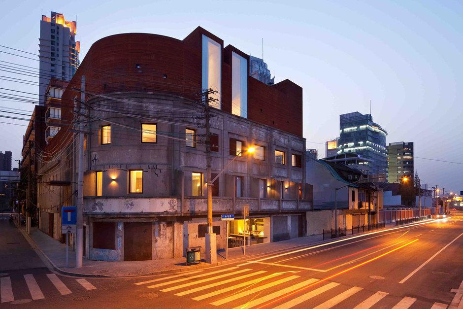 Фотография: Архитектура в стиле Современный, Дома и квартиры, Городские места – фото на InMyRoom.ru
