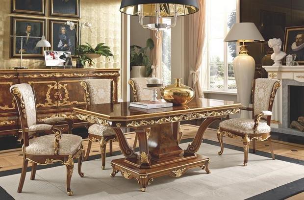 Фото из портфолио Гостиная Grilli - Versailles – фотографии дизайна интерьеров на INMYROOM