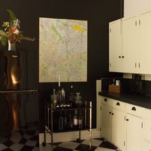 Фото из портфолио Миниатюрная квартира в 40 кв.м. в Портленде, штат Орегон – фотографии дизайна интерьеров на INMYROOM