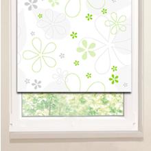 Рулонные шторы: Пять лепестков