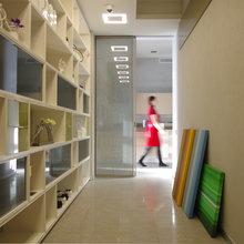 Фото из портфолио Квартира в комплексе Город яхт – фотографии дизайна интерьеров на InMyRoom.ru