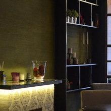 """Фото из портфолио Ресторан """"Женатый Француз"""" – фотографии дизайна интерьеров на INMYROOM"""