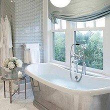 Фотография: Ванная в стиле Классический, Скандинавский, Современный – фото на InMyRoom.ru