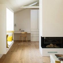 Фото из портфолио Дуплекс с террасой в Барселоне – фотографии дизайна интерьеров на InMyRoom.ru