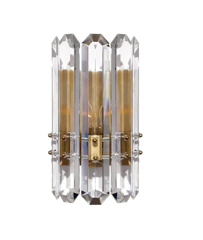 Купить со скидкой Светильники Bonington Wall с плафоном из стекла