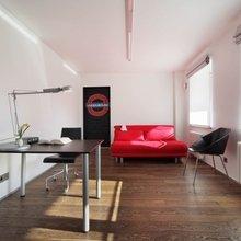 Фотография: Спальня в стиле Минимализм, Лофт, Квартира, Дома и квартиры, Градиз – фото на InMyRoom.ru