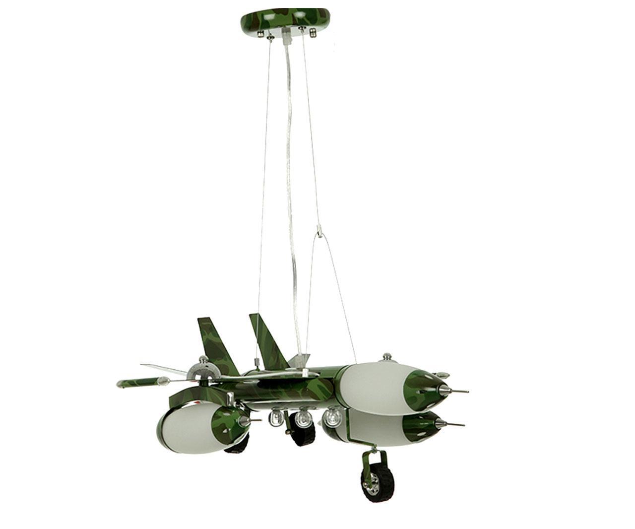 Подвесной светильник штурмовик для детской комнаты