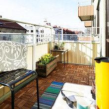 Фотография: Балкон, Терраса в стиле Кантри, Современный, Декор интерьера, Дом, Декор дома – фото на InMyRoom.ru