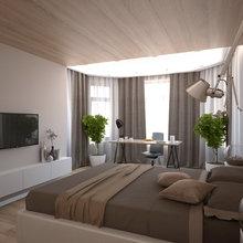 Фото из портфолио Дом в Белгородской области – фотографии дизайна интерьеров на INMYROOM