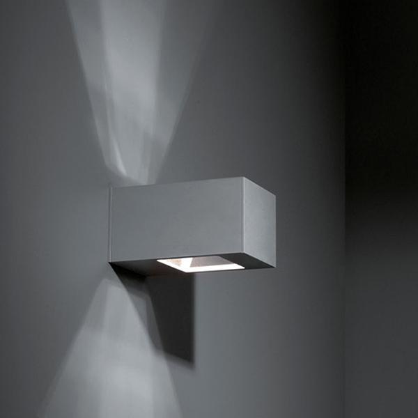 Купить Встраиваемый светильник Modular Boxlite Halogen Khaki из металла, inmyroom, Бельгия