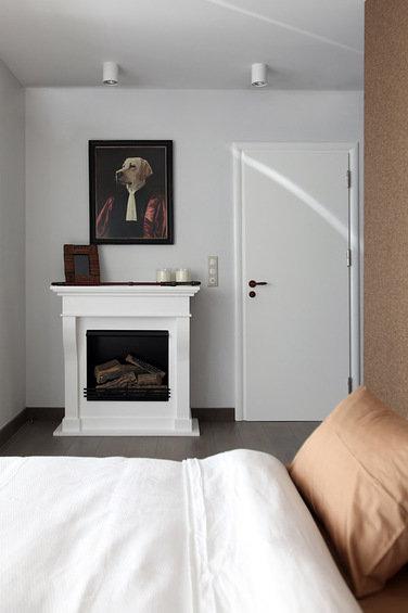 Фотография: Спальня в стиле Минимализм, Лофт, Индустрия, Люди, Греция – фото на InMyRoom.ru