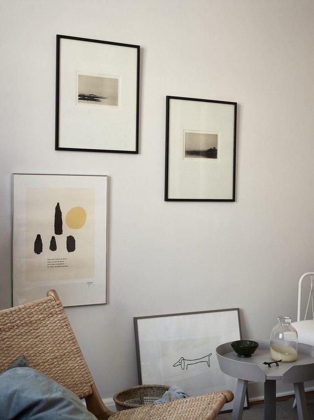 Фотография: Кухня и столовая в стиле Скандинавский, Малогабаритная квартира, Квартира, Швеция, Гид, дизайн-гид, малогабаритка, до 40 метров – фото на INMYROOM
