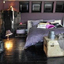 Фотография: Спальня в стиле Лофт, Эклектика, Дом, Дома и квартиры – фото на InMyRoom.ru