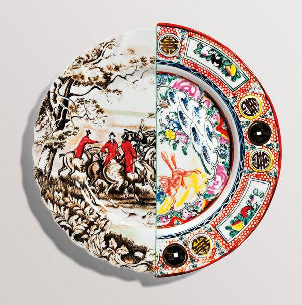 Фотография: Прочее в стиле , Seletti, Праздник, Посуда, Новый Год, Сервировка стола, Сервиз – фото на InMyRoom.ru