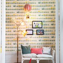 Фото из портфолио Творчество, цвет и юмор – фотографии дизайна интерьеров на InMyRoom.ru