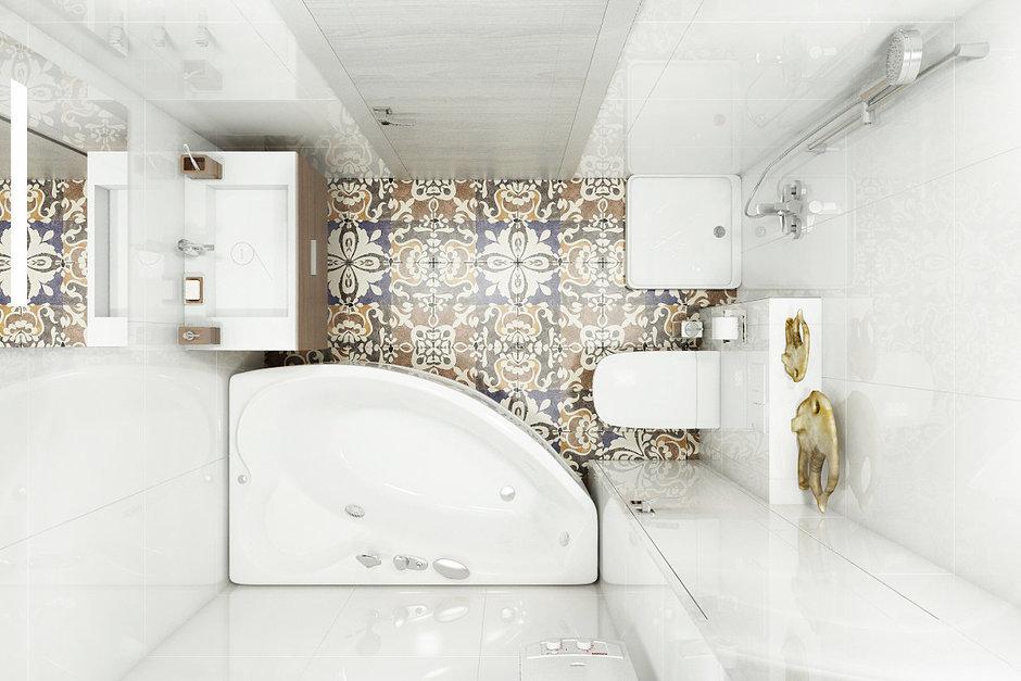 Фотография: Декор в стиле Кантри, Эклектика, Квартира, Минимализм, Проект недели – фото на InMyRoom.ru