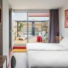Фотография: Спальня в стиле Кантри, Современный, Декор интерьера, Испания, Дома и квартиры, Городские места, Отель, Барселона – фото на InMyRoom.ru