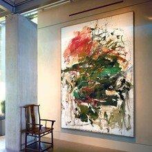 Фото из портфолио  Особняк с коллекцией предметов современного американского искусства – фотографии дизайна интерьеров на InMyRoom.ru
