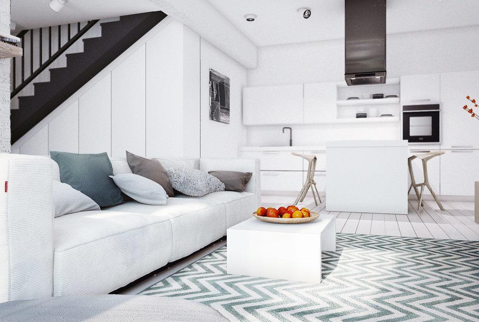 Фотография: Прочее в стиле , Дом, Цвет в интерьере, Дома и квартиры – фото на InMyRoom.ru