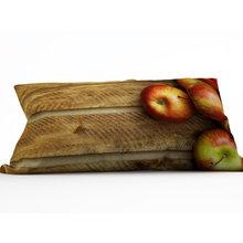 Дизайнерская подушка: Деревенские яблочки