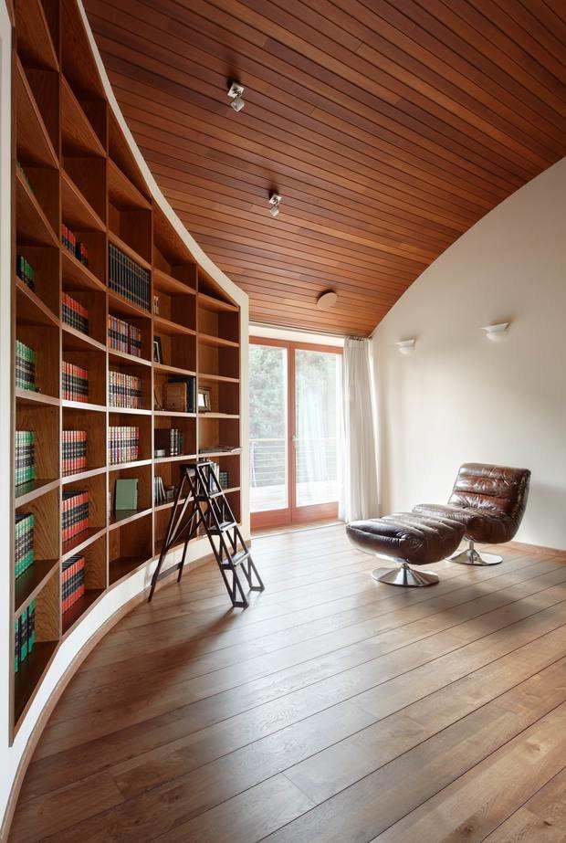 Фото из портфолио Дом в Чивирево – фотографии дизайна интерьеров на INMYROOM
