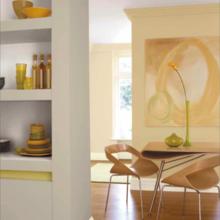 Фотография: Кухня и столовая в стиле Современный, Декор интерьера, Дизайн интерьера, Цвет в интерьере, Dulux, Akzonobel – фото на InMyRoom.ru