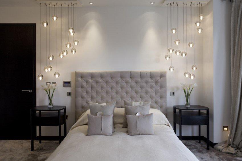 Фотография: Спальня в стиле Современный, Великобритания, Мебель и свет, Цвет в интерьере, Индустрия, Люди, Лондон – фото на InMyRoom.ru