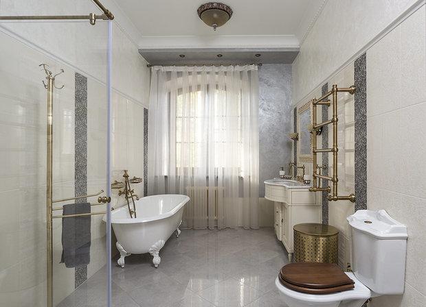 Фотография: Ванная в стиле Классический, Советы – фото на INMYROOM