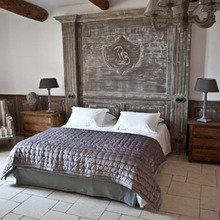 Фотография: Спальня в стиле Кантри, Франция, Дома и квартиры, Городские места, Отель, Прованс – фото на InMyRoom.ru