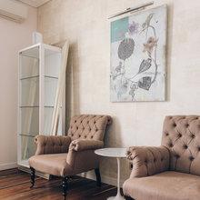 Фотография: Гостиная в стиле Кантри, Дом, Дома и квартиры, Проект недели – фото на InMyRoom.ru