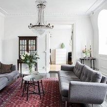 Фото из портфолио Andra Långgatan 7 A, Linnéstaden – фотографии дизайна интерьеров на INMYROOM